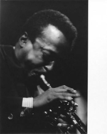 Franz J. Rosenbaum, Miles Davis, Newport, 1966