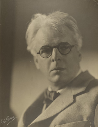 Violet Keene Perinchief, William Butler Yeats, circa 1930