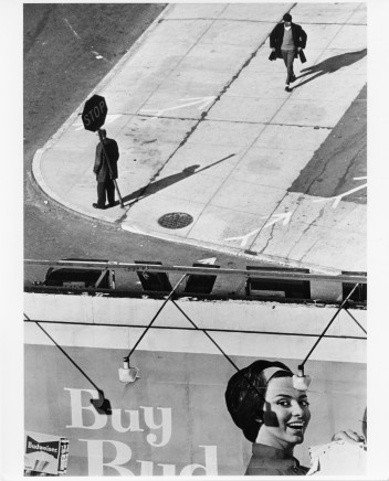 "André Kertész, ""Buy"", Long Island University, 1962"