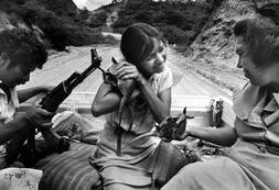 Larry Towell, Nueva Segovia, Nicaragua, 1985