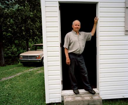 Bertrand Carrière, Hilaire Cotton, Rivière-au-Renard, Gaspésie, 2010
