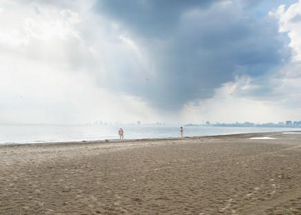 Robert Burley, Hanlan's Beach, 2014