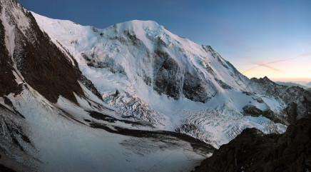 Scott Conarroe, Glacier de Bionnassay, France, 2014
