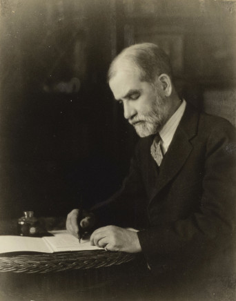 Minna Keene, Last Portrait of the Honourable R. Stanley Weir, D.C.L., F.R.C.S. and author of 'O Canada', circa 1925
