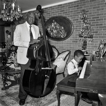 Rosalind Fox Solomon, New Orleans, Louisiana [Jazz], 1993