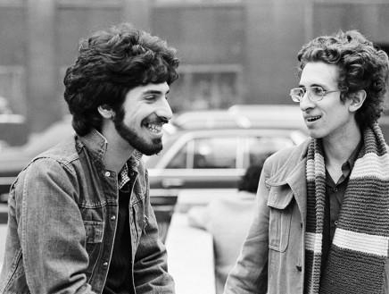 Sunil Gupta, Jeff and Alan, 1975