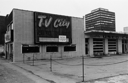 Ian MacEachern, TV City, London, ON, 1970