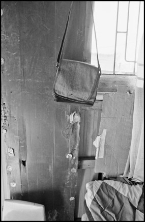 Larry Towell, Interior of AIDS Patient's home, Gugulethu Township, Cape Town, South Africa [13], 2008