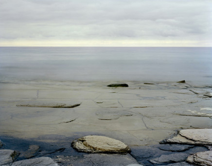 Robert Burley, Lake Huron / Craigleith #2, 2002