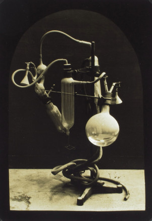 Gábor Kerekes, Chemical Instrument, 1991