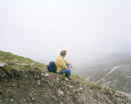 Marco Bohr, Croagh Patrick, Ireland, 2006