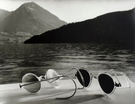 Herbert List, Sunglasses, Lake Lucerne, Switzerland, 1936
