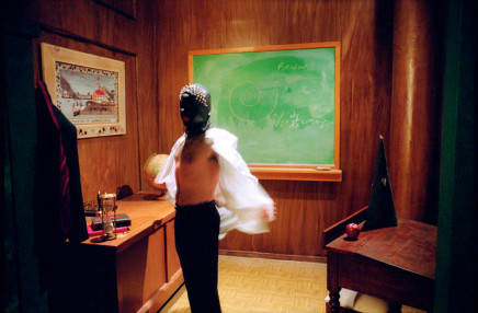 Susan Meiselas, Pandora's Box, The School Room, Ravenswood Academy, New York City, 1995