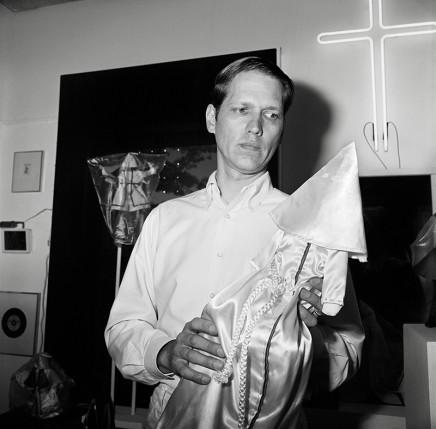 Rosalind Fox Solomon, His Ku Klux Klan Room, Washington, D.C., 1978