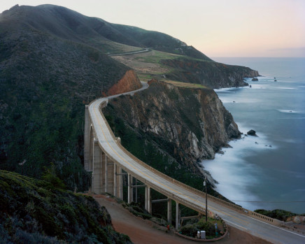 Scott Conarroe, Bixby Creek Bridge, Big Sur, CA, 2010
