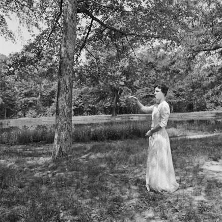 Rosalind Fox Solomon, Shiloh, Tennessee [Civil War Battleground], 1978