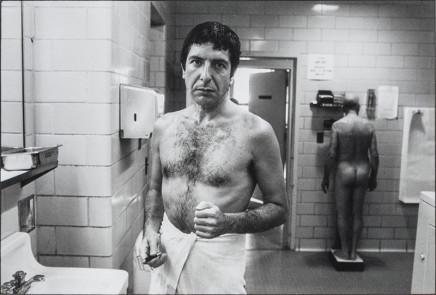 Arnaud Maggs, Leonard Cohen, Nashville, 1972