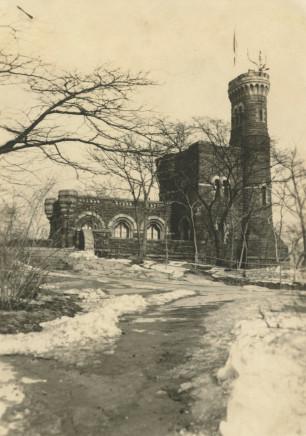 Alexander Artway, Meteorological Station & Weather Bureau, Central Park, New York, N.Y., U.S.A., February 12, 1935