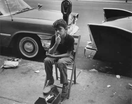 Lutz Dille, NYC, 1962