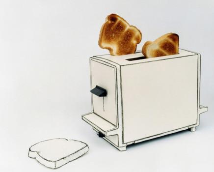 Cynthia Greig, Representation No. 29 (Toaster), 2003