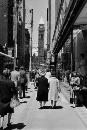 Albert Kish, Bay Street, circa 1965