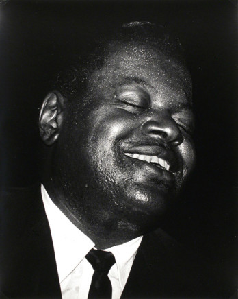 Franz J. Rosenbaum, Oscar Peterson, Massey Hall, Toronto, January 1965