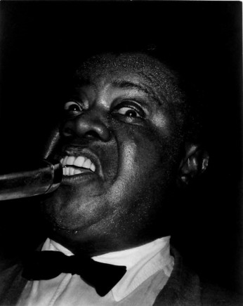 Franz J. Rosenbaum, Louis Armstrong, Brant Inn, Burlington, July 1965