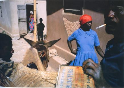 Alex Webb, Bombardopolis, Haiti, 1986