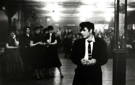 George S. Zimbel, Irish Dance Hall, The Bronx, NY, 1954