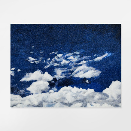 Reuben Paterson, The Long land of White Long Clouds, 2019