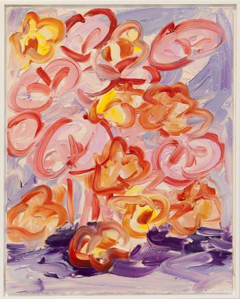 Kirstin Carlin, Nasturtiums (five)