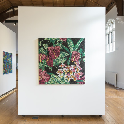 Reuben Paterson, Love is in Need of Love, 2018