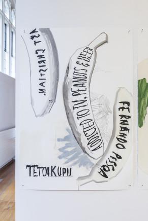 Martin Poppelwell, The Banana/Poet - Te Toikupu Panana, 2016