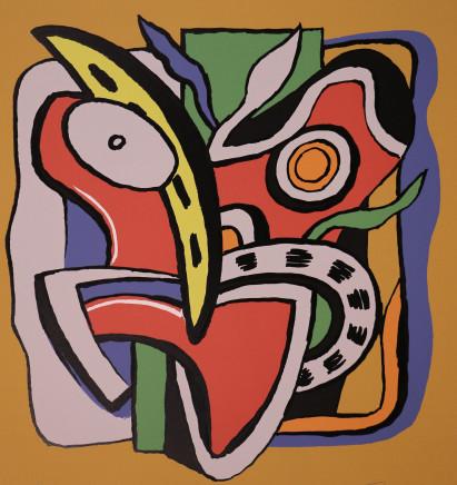 Dick Frizzell, Legerdemain III, 2008