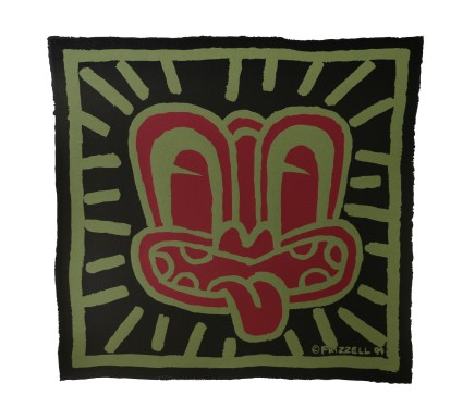 Dick Frizzell, Red Haring VI, 2010
