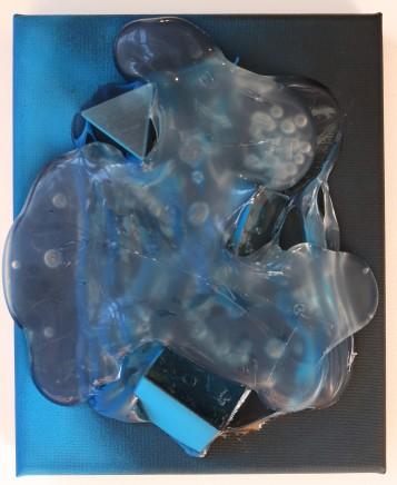 Judy Darragh, Blue Light, 2016