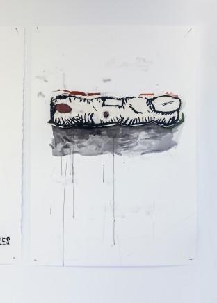 Martin Poppelwell, Index, Index Finger - Te Koroa, 2016