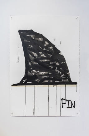 Martin Poppelwell, The Fin - Te Paihau Mako, The End - Te Mutunga, 2016