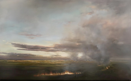 Simon Edwards, Scorched Plain, 2011