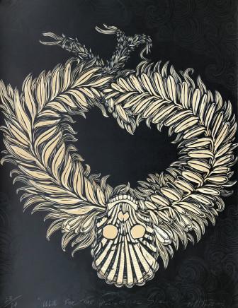 Michel Tuffery, Ula for the Polynesian Skull , 2010