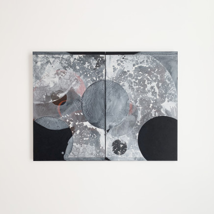 Asher Newbery, Kiritai (Red), 2019