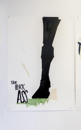 Martin Poppelwell, Ass - He hiho pango, 2016