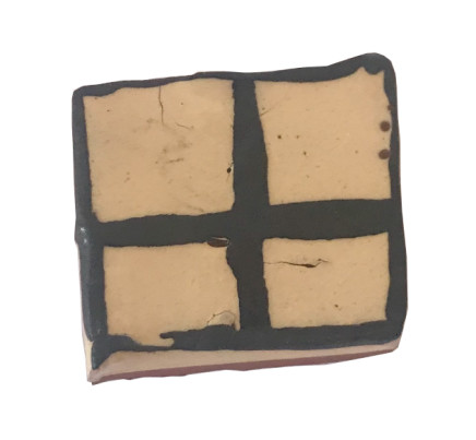 Martin Poppelwell, Small Grid Tile, 2018