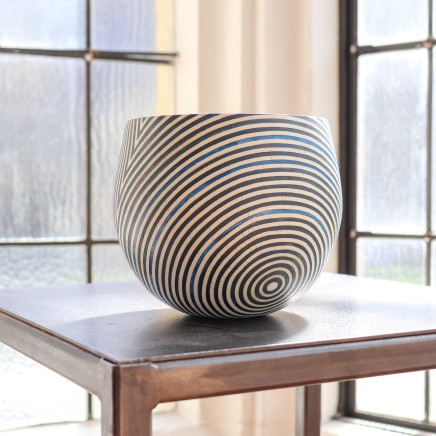 Mark Mitchell, Miniature Series (Round Circles), 2021