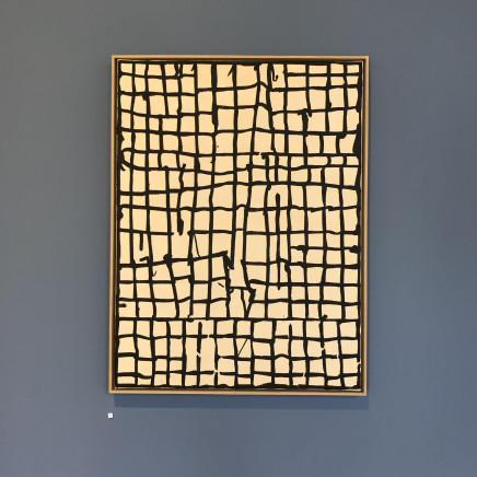 Martin Poppelwell, Grid Series The Broken Compass, 2017-18
