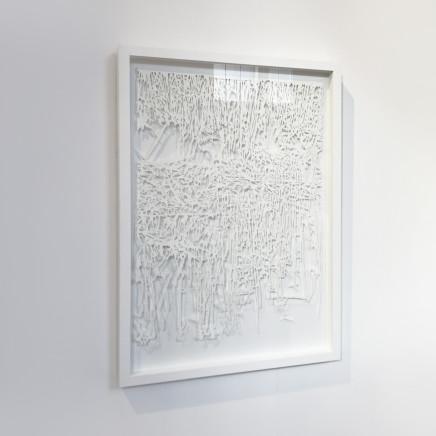 Fiona Van Oyen, After SHICHECHA (papercut), 2017