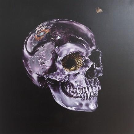 Lucy Dolan Kang, Crystal Skull, 2015
