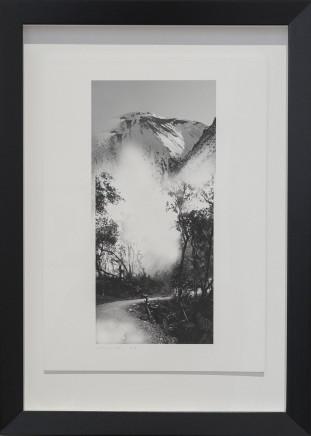 Simon Edwards, Study Unknown Road (Lewis), 2018