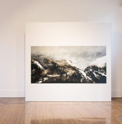 Simon Edwards, Ascent into Thin Air, 2017