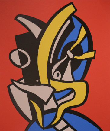 Dick Frizzell, Legerdemain II, 2007